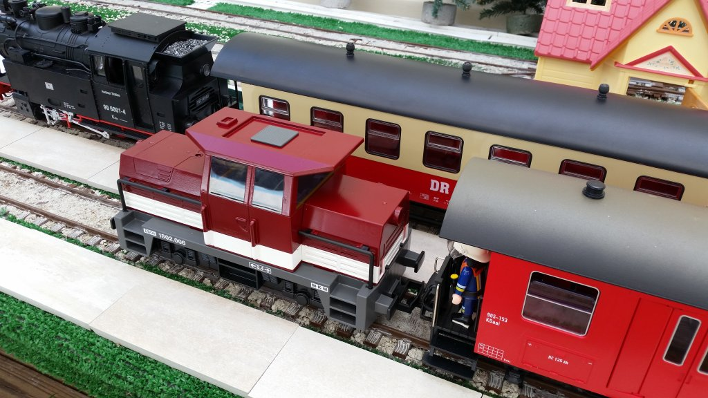 Background |Playmobil Train Layouts