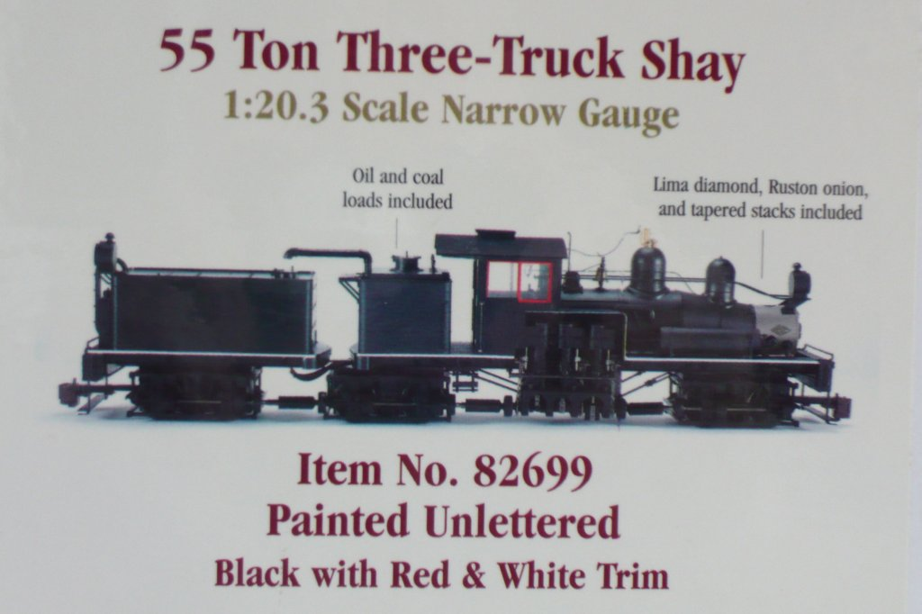 New Bachmann Spectrum 1 20 3 US Locos for Sale - G Scale Central