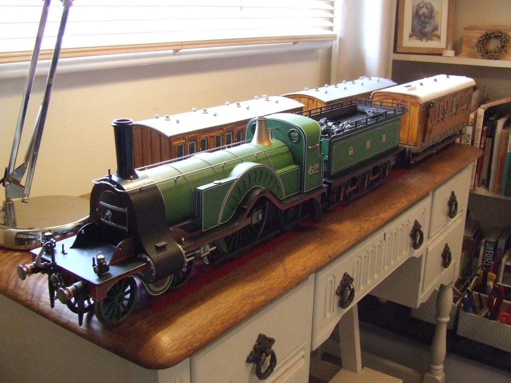 Anyone Else Used Thomas Bigscale Coaches G Scale Central