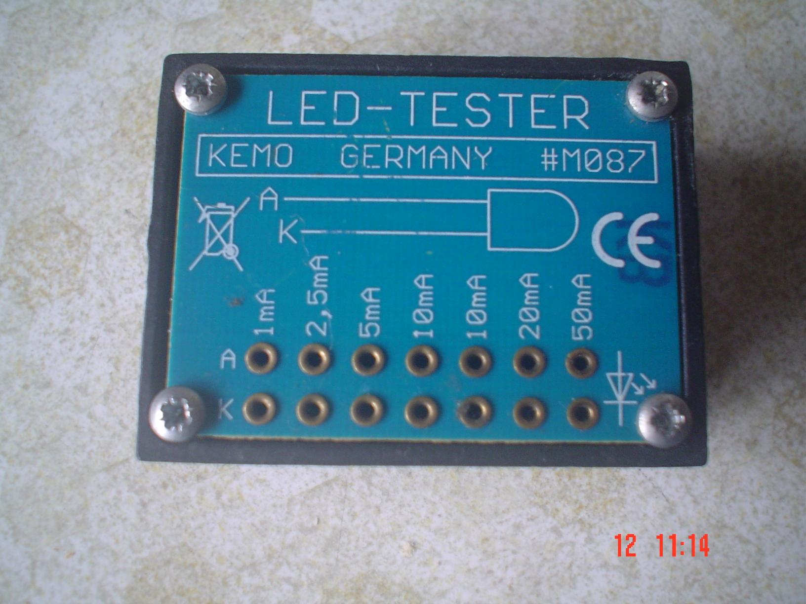 LED tester