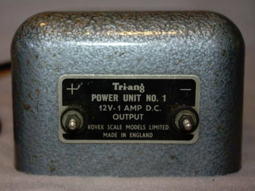 Tri-ang POWER UNIT NO. 1 made by Rovex