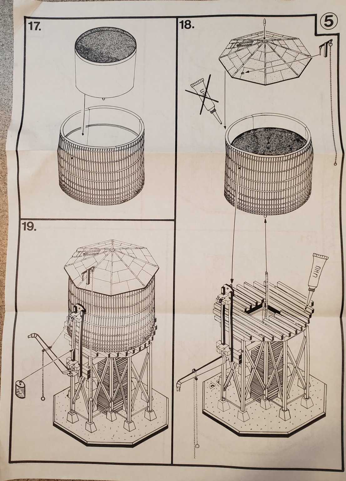 Pola 923 American Water Tower Instructions p5of6.jpg
